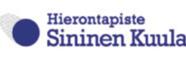 Hierontapiste Sininen Kuula – Hierontaa hyvinvointiisi tähdäten Helsingin Pasilassa